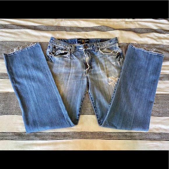 Lucky Brand Other - Lucky Brand 361 Vintage Distressed Jean